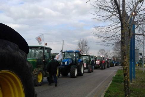 Marcia dei trattori