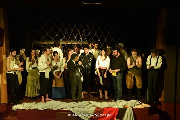 U ciclopu- compagnia teatrale