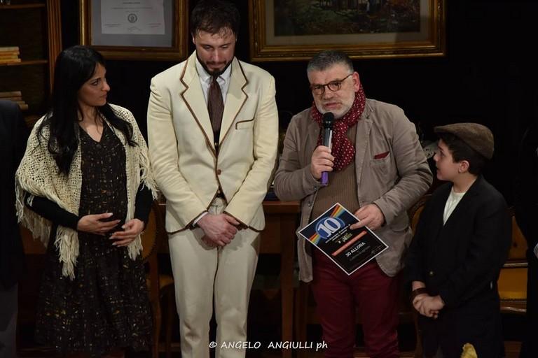 teatro Vida- Ultimo Scugnizzo