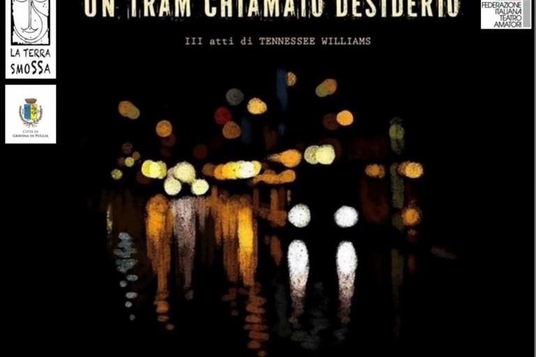 locandina- un tram chiamato desiderio