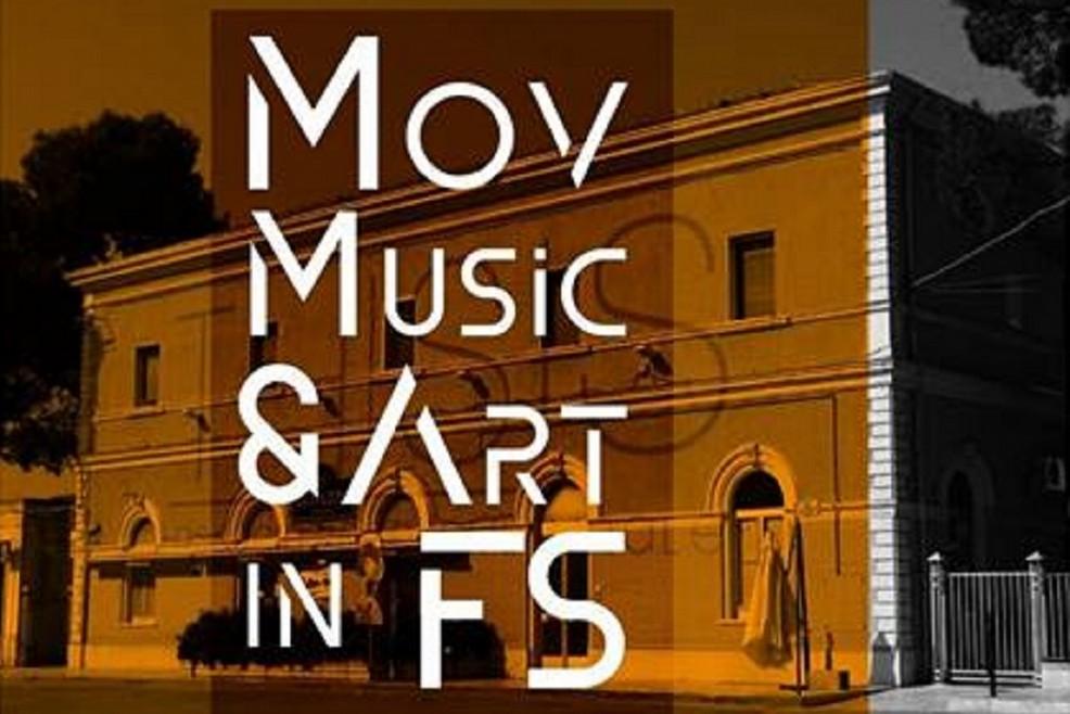 Mov, Music & Art a cura dell'Associazione ThisIs