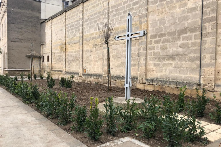 verde viale Pio XII