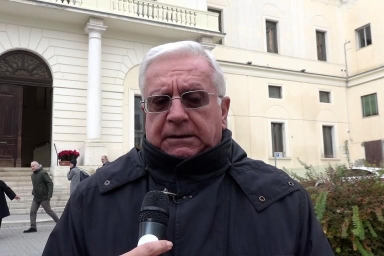 Vescovo Monsignor Giovanni Ricchiuti
