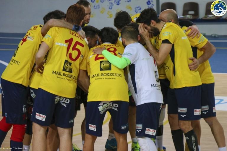 Casareale Gravina volley vs Matervolley