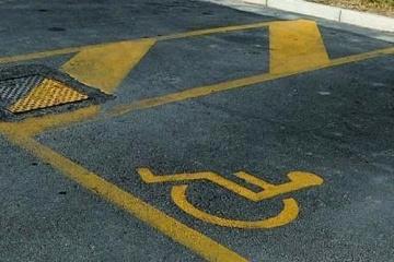 zona parcheggio disabili 1